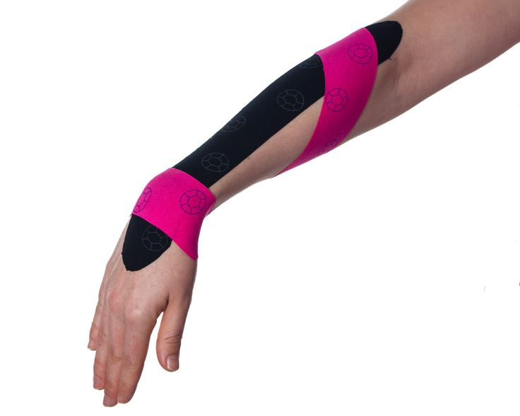 kt tape tennis elbow self application
