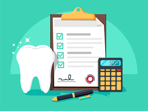 leave application for dental treatment