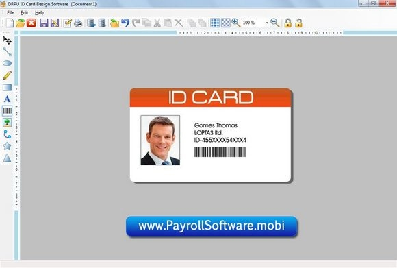 maritime security identification card application