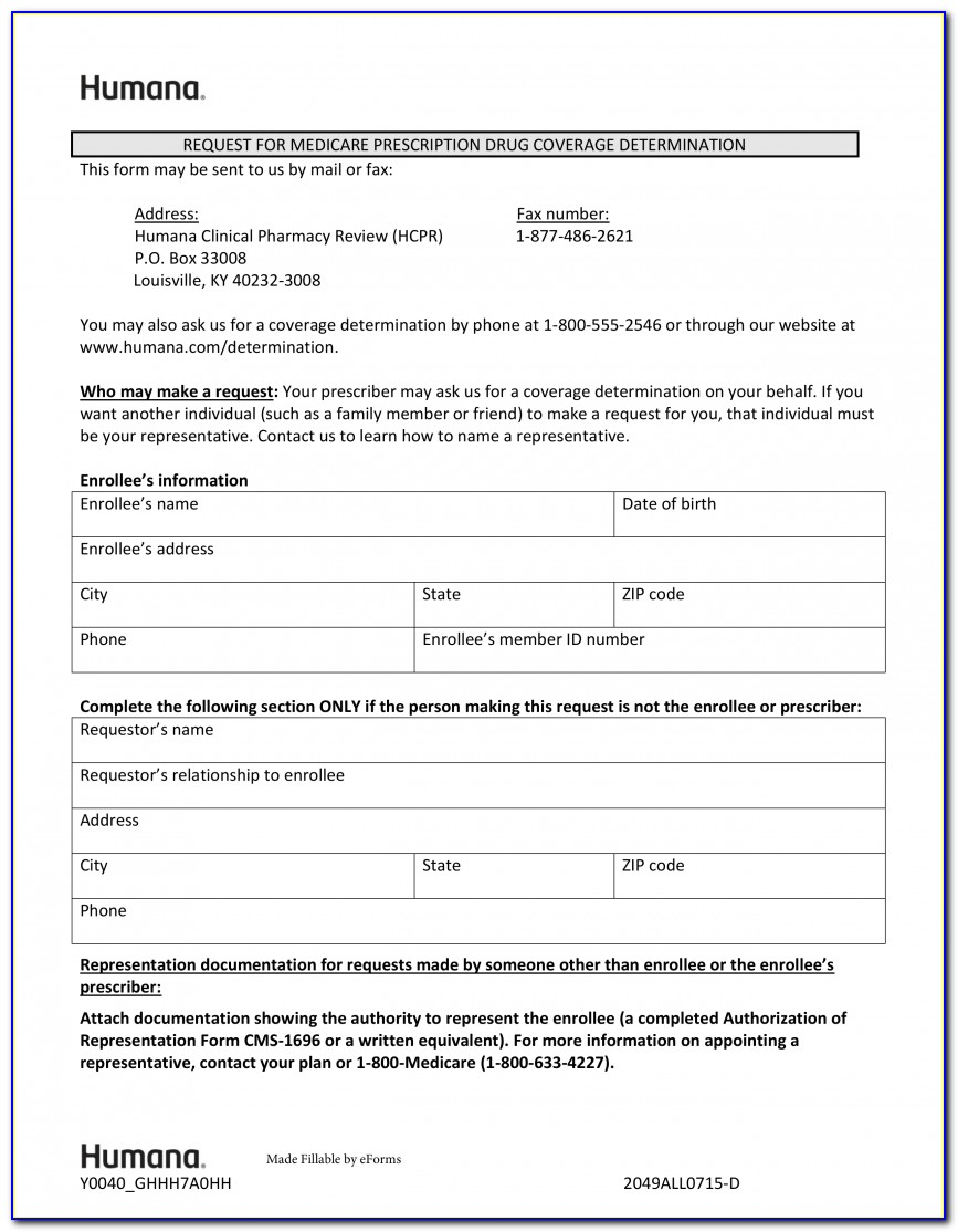 medicare part a application form