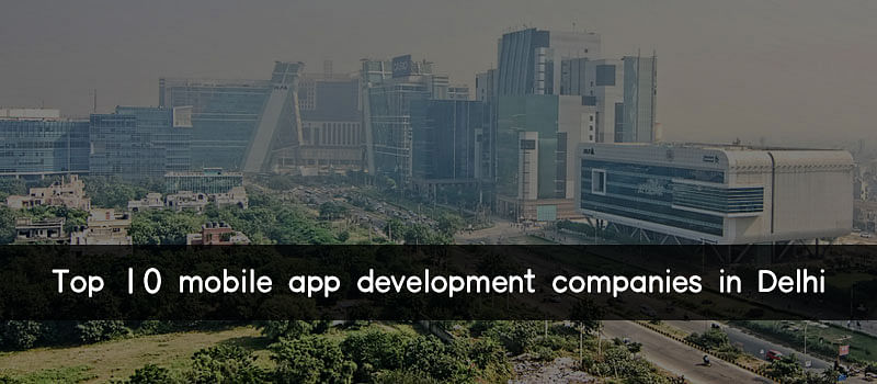 mobile application development courses in delhi
