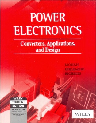power electronics converters applications and design mohan