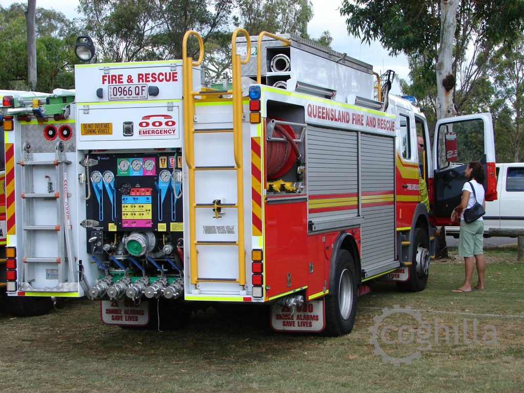 qld fire and rescue application
