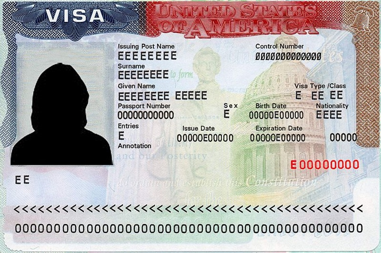 requirements for us working visa application