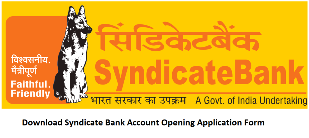 sbi bank account opening application form