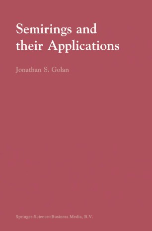 semirings and their applications pdf