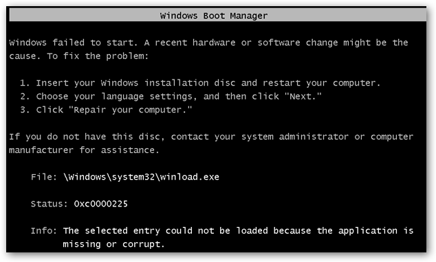 server 2012 servermanager exe this application could not be started