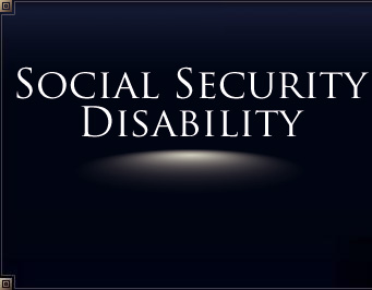 social security disability application online