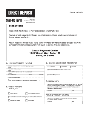 standard form 424 application for federal assistance