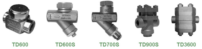 steam trap types and applications