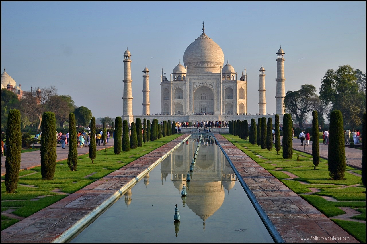 visa application to go to india