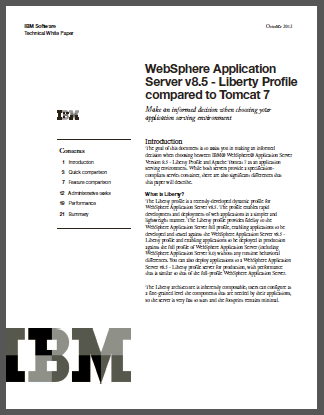 websphere application server high availability