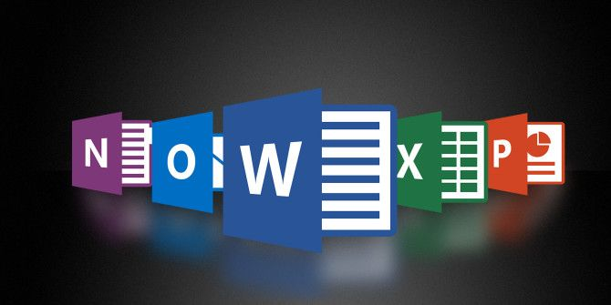 what is ms office applications