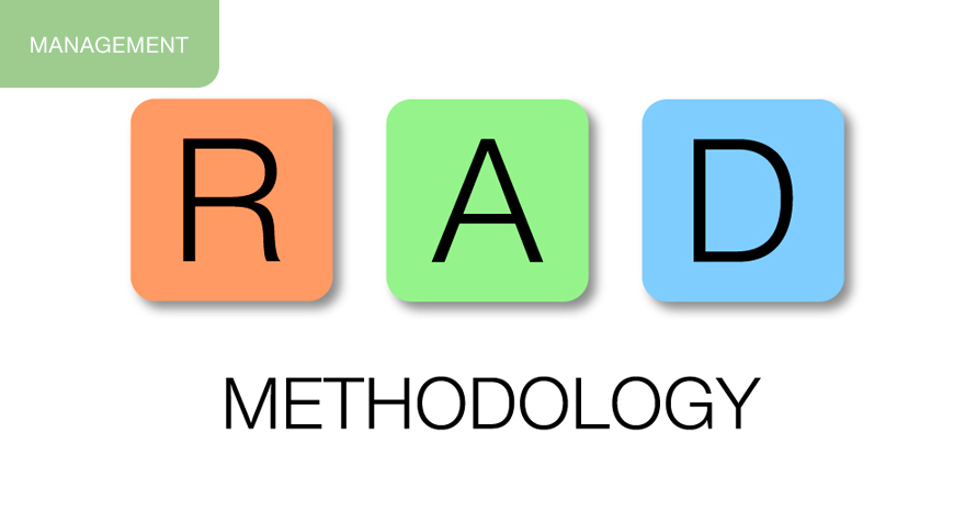 what is rapid application development methodology