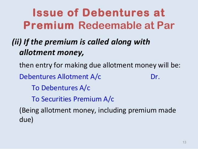 what is share application money pending allotment