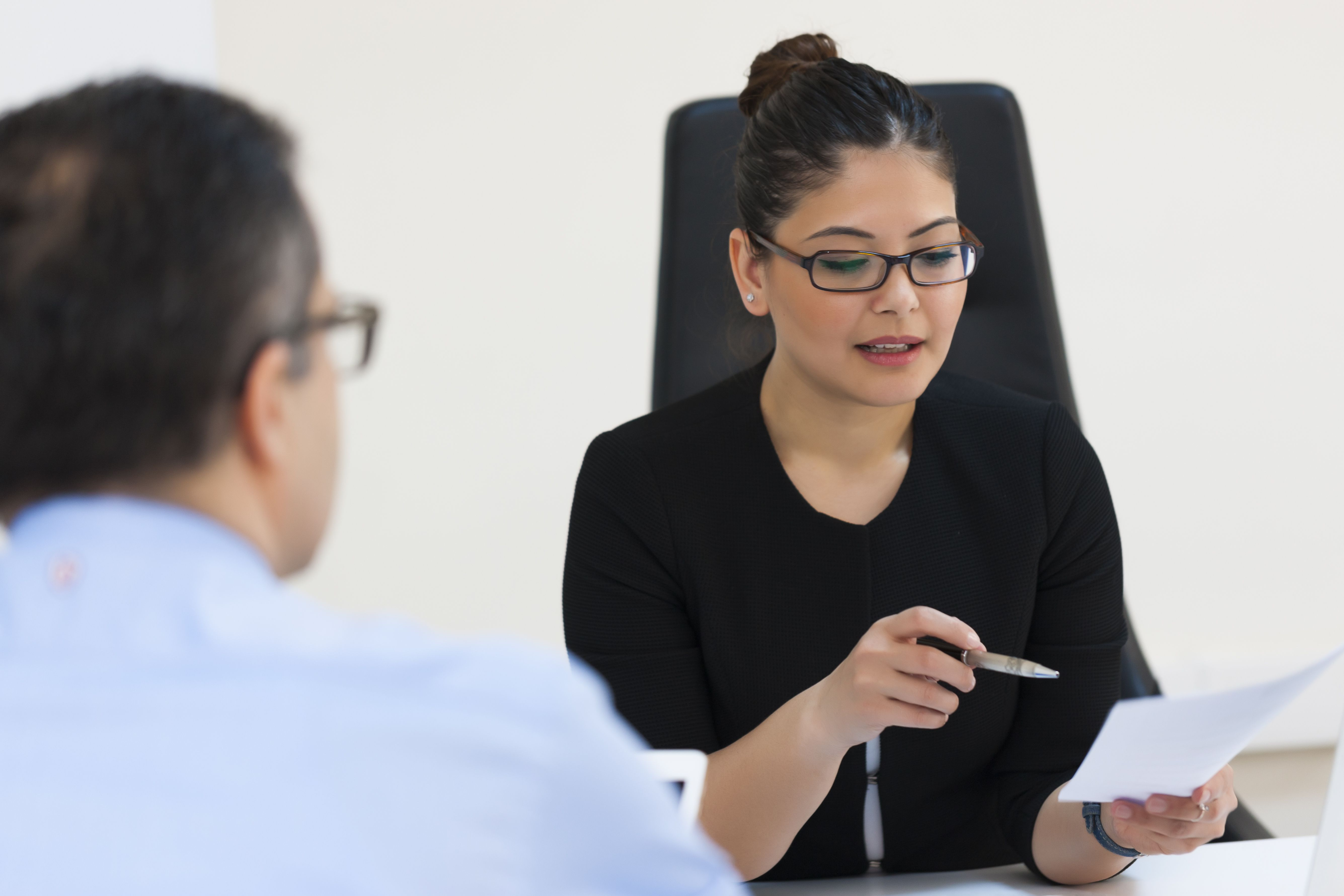 why should you be hired instead of the other applicants