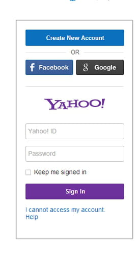 yahoo mail application for windows